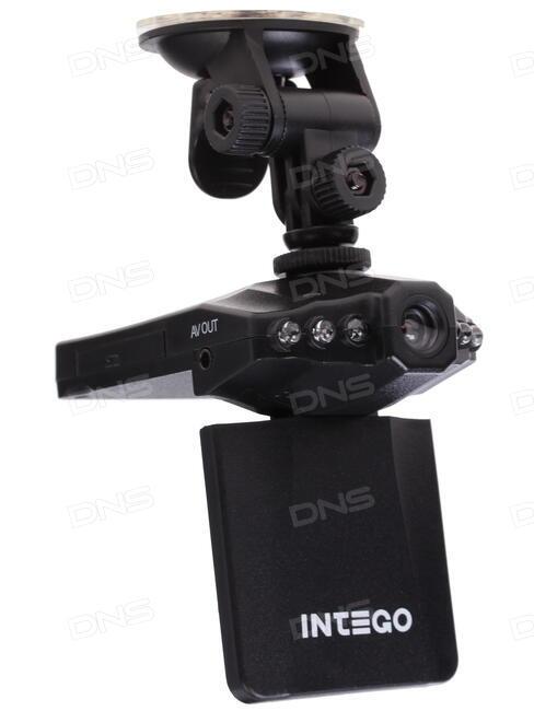 Купить видеорегистратор intego vx 127a