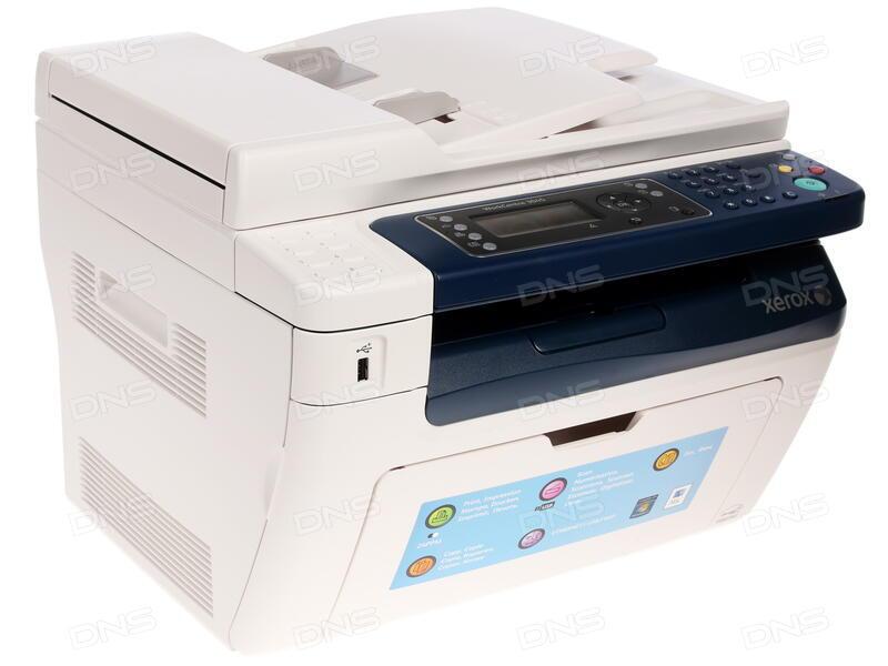 Драйвера на принтер xerox workcentre 3045 скачать