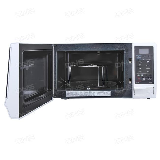 СВЧ Samsung GE-732KR 800 Вт белый