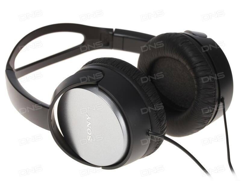 Наушники Sony MDR-XD150 Black