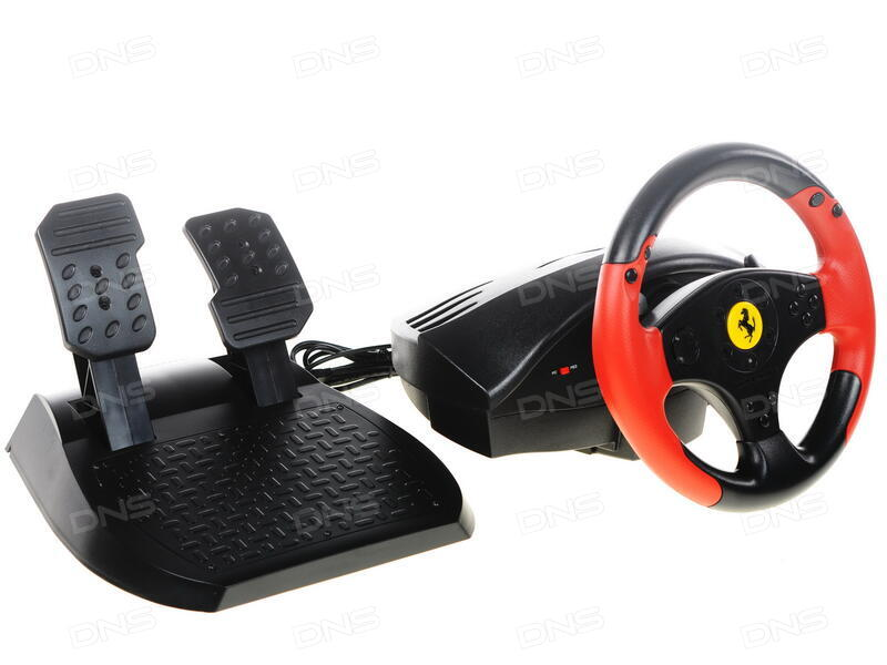 ferrari racing wheel red legend edition manual