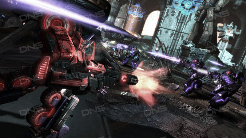 Обзор игры трансформеры битва