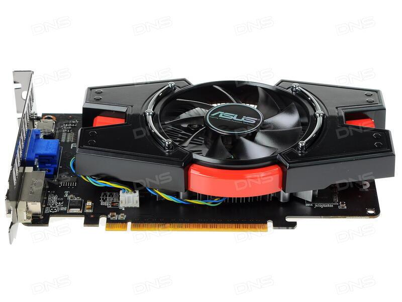Видеокарта 2048Mb ASUS R5 230 PCI-E GDDR3 64bit VGA DVI HDMI HDCP R5230-SL-2GD3-L Retail
