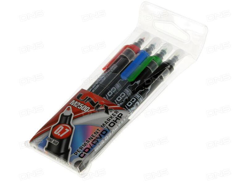 Набор маркеров Universal CARIOCA STAMP MARKERS 6 шт разноцветный 42279/6 42279/6