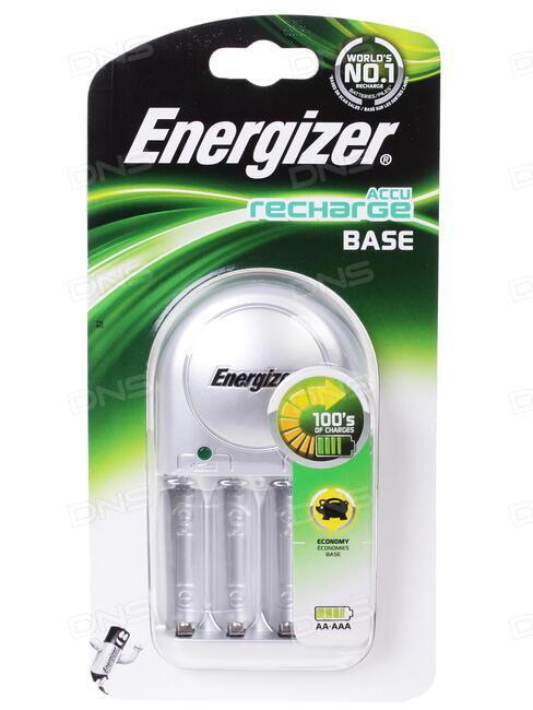 зарядное устройство energizer base charger инструкция