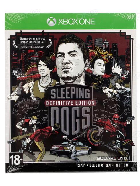 Sleeping Dogs Definitive Edition Xbox One Shopto