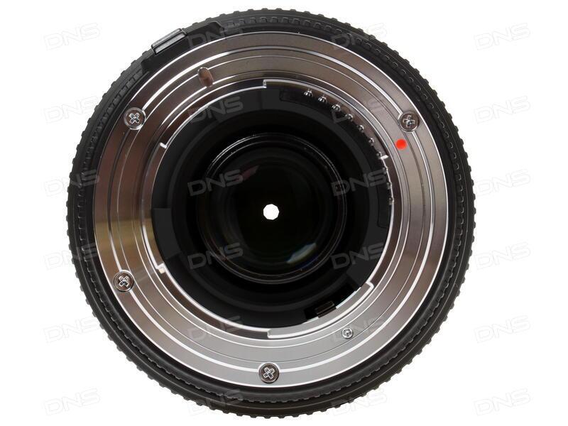 Объектив Sigma Nikon AF 18-35 mm F/1.8 DC HSM
