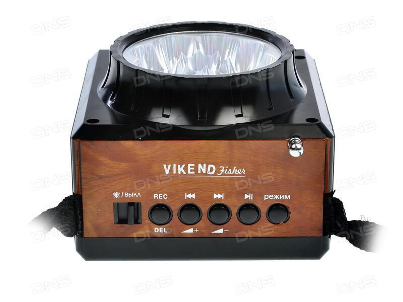 радиоприёмник Vikend Fisher инструкция - фото 10