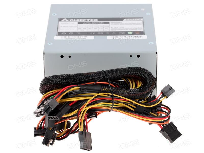 Блок питания Chieftec GPM-750C 750W