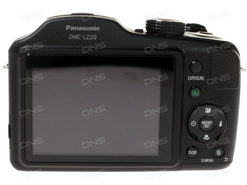 Panasonic Dmc-fz20 Инструкция По Применению - фото 9