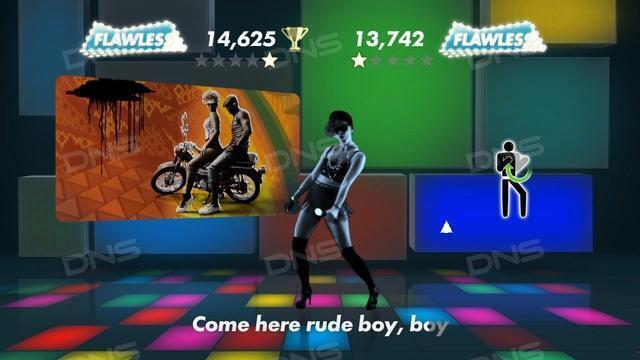 Игра для ps3 dancestar party