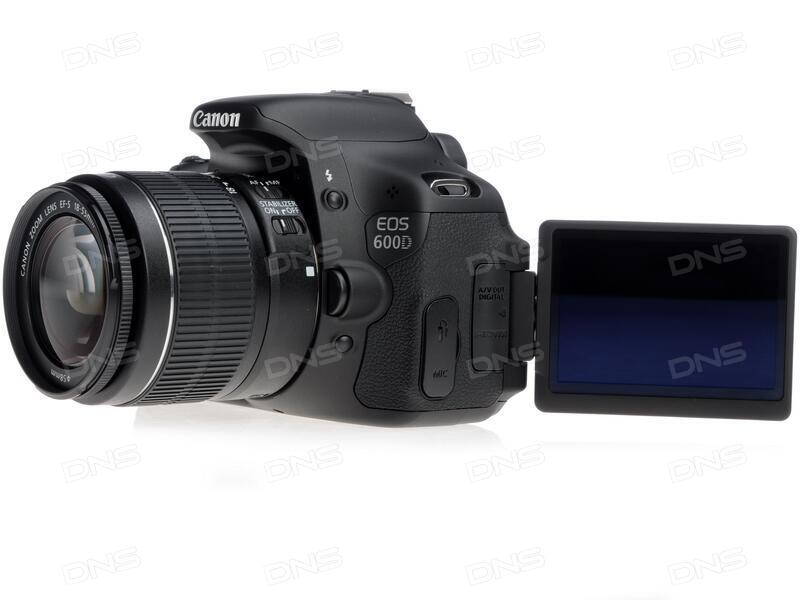 Продам фотоаппарат canon 600d