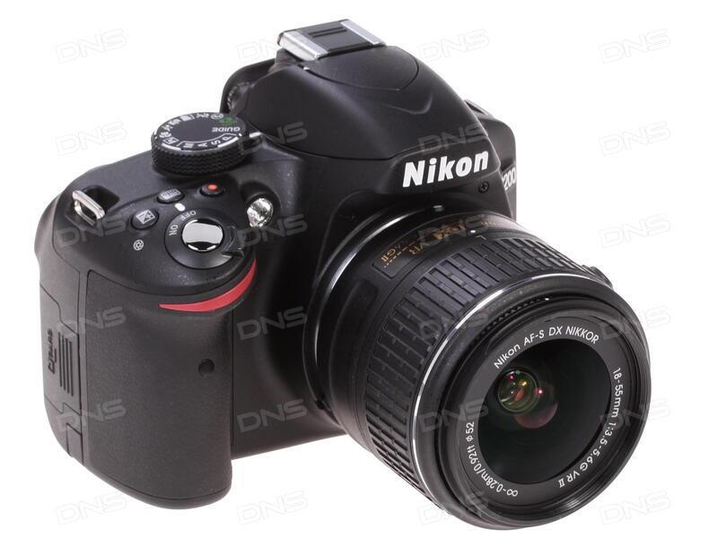 камера nikon d3200 фото