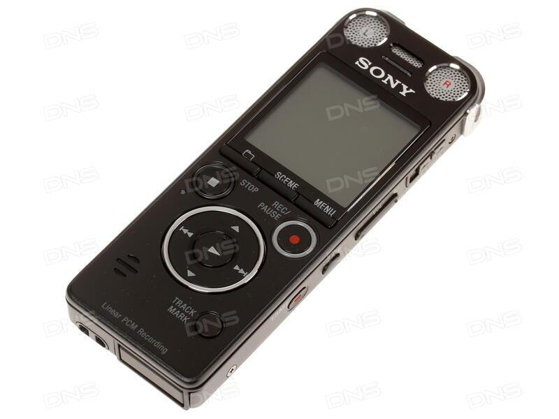 Купить Диктофон Sony ICD-SX1000 в интернет магазине DNS ...