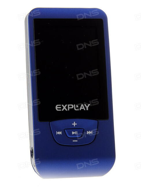 Отзывы покупателей о Мультимедиа плеер Explay C50 4Gb. Интернет-магазин DNS