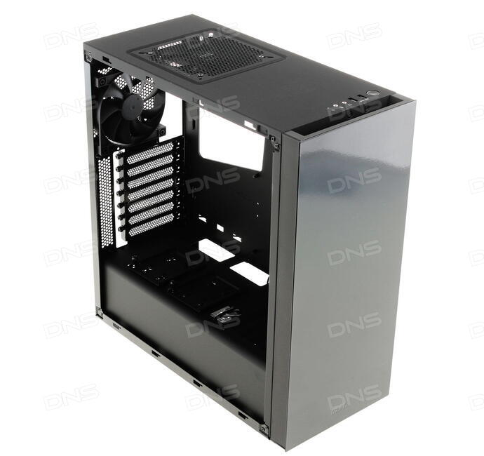 NZXT S340 Mid Tower Computer Case, Glossy Black (CA-S340W-B1 ...