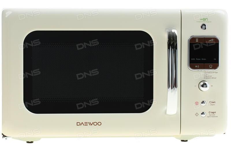 Купить Микроволновая печь Daewoo KOR-6LBRC бежевый
