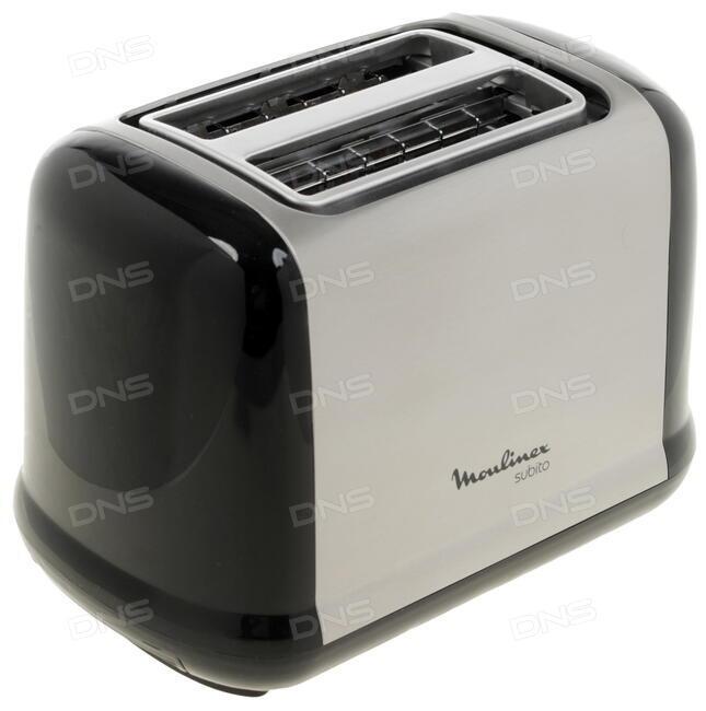 инструкция по применению тостера moulinex