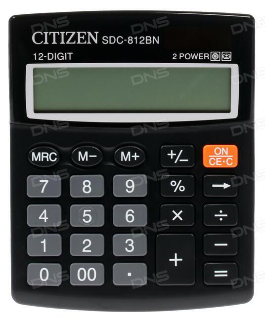инструкция по эксплуатации калькулятора citizen sdc-888t