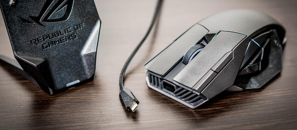 Kompyutery i komplektuyushcie - Kak vybrat mysh (2018)