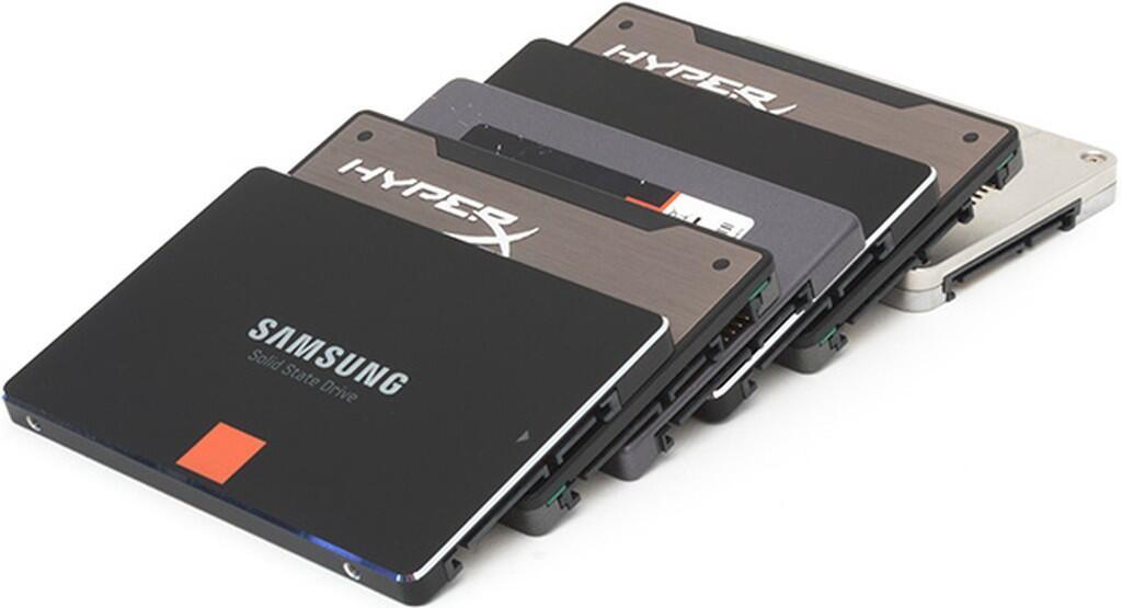 Kompyutery i komplektuyushcie - Vybor SSD nakopitelya (2018)
