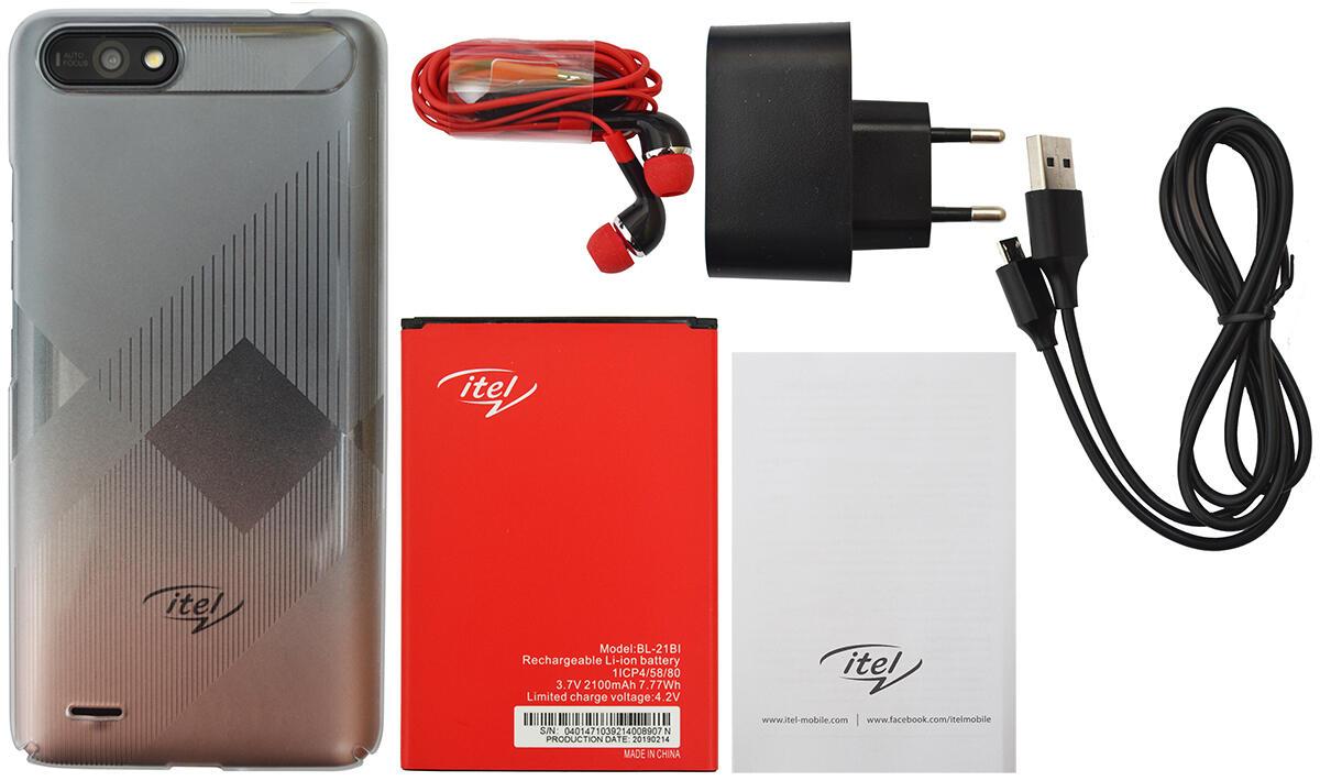 Smartfony i aksessuary - Obzor smartfona itel A52 Lite