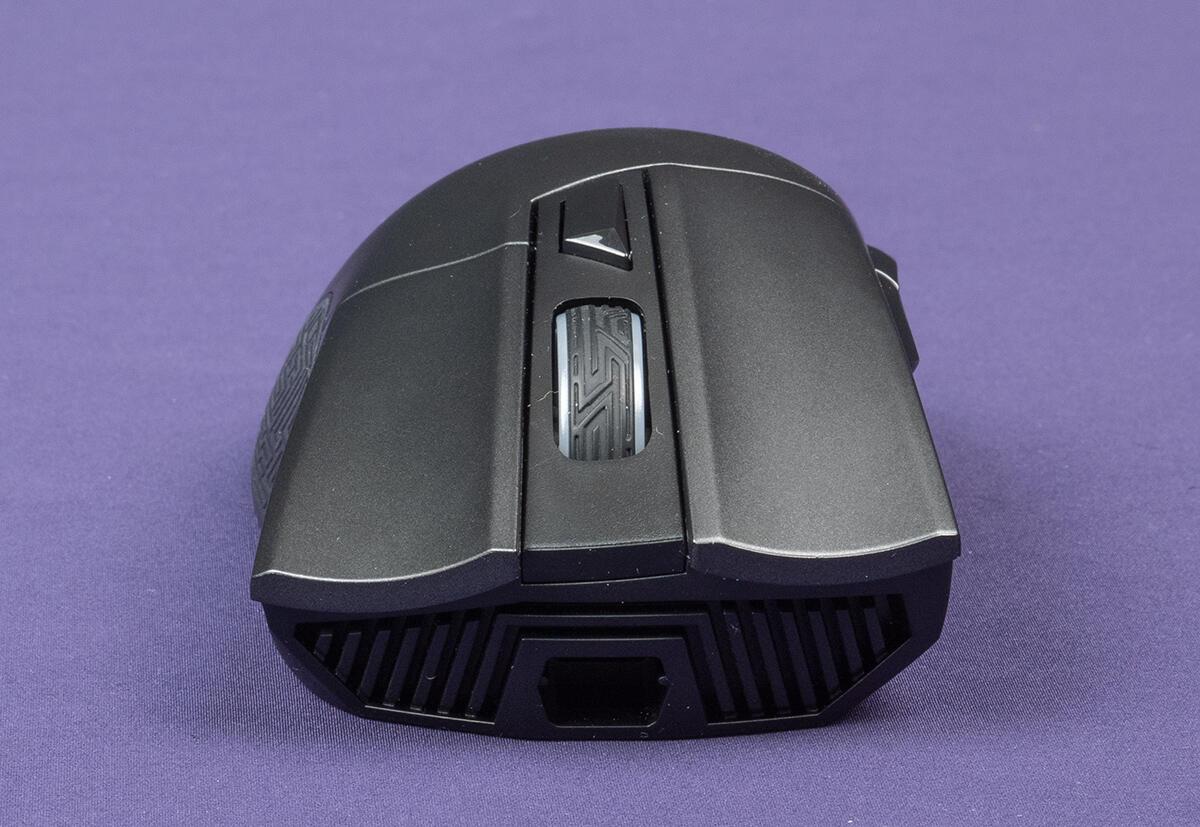 Periferiya - Obzor idealnoy igrovoy myshi ASUS ROG Gladius II Wireless