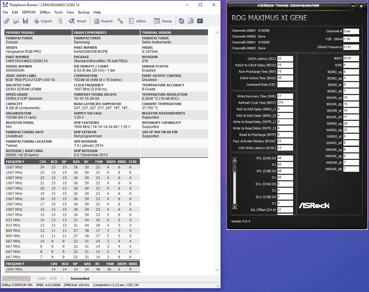 Kompyutery i komplektuyushcie - Obzor komplekta operativnoy pamyati DDR4-3200 CORSAIR VENGEANCE RGB PRO [CMW16GX4M2C3200C14]: proizvoditelnost, dostupnost, yarkost