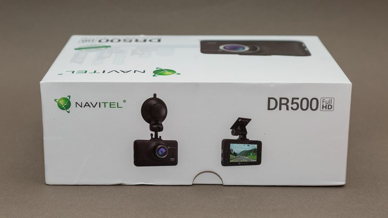 Video i Audio - Obzor videoregistratora NAVITEL DR500