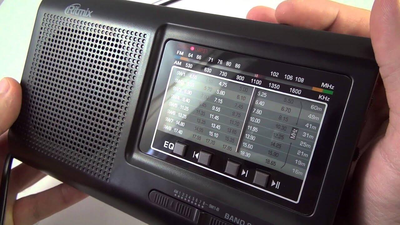 Video i Audio - Kak vybrat radiopriemnik (2019)