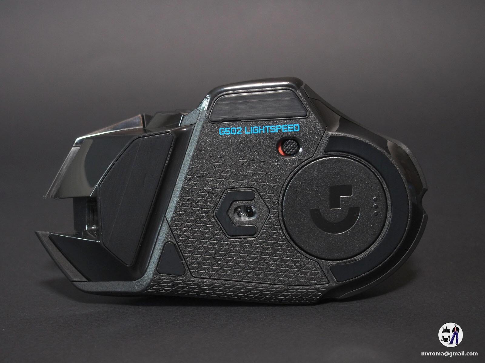 Periferiya - Obzor Logitech G502 Lightspeed Wireless. Igrovoy besprovodnoy manipulyator, kakim on dolzhen byt