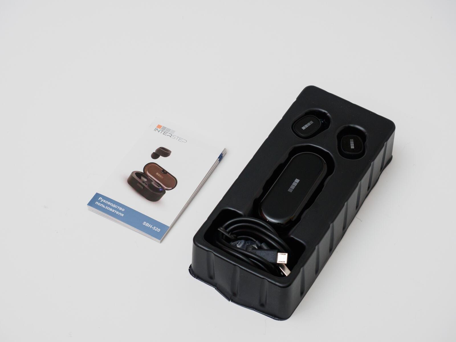 Видео и Аудио - Обзор беспроводных наушников InerStep SBH-520  18bd269d2ada1