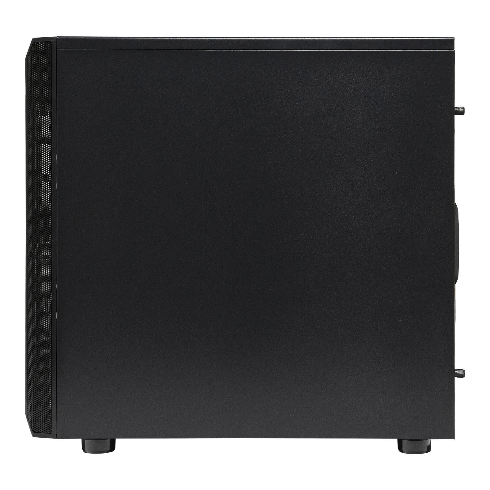 Kompyutery i komplektuyushcie - Obzor i test korpusa Thermaltake Versa J23 Tempered Glass Edition
