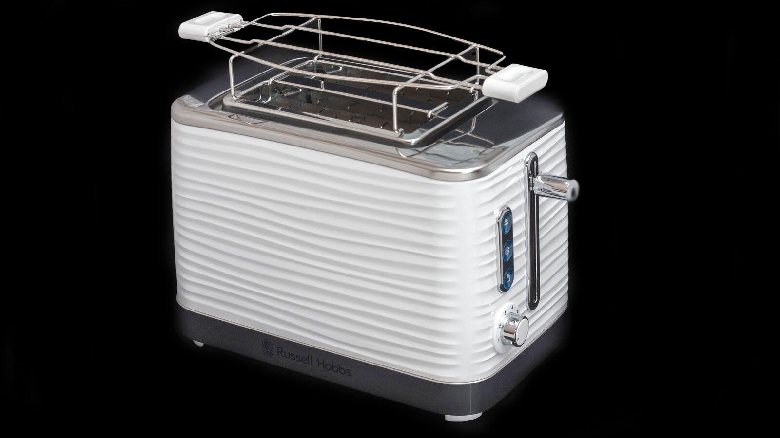 Bytovaya Tehnika - Obzor i testirovanie tostera elektricheskogo Russell Hobbs Inspire 24370-56