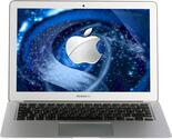 "13.3"" Ноутбук Apple MacBook Air MJVE2RU/A серебристый"