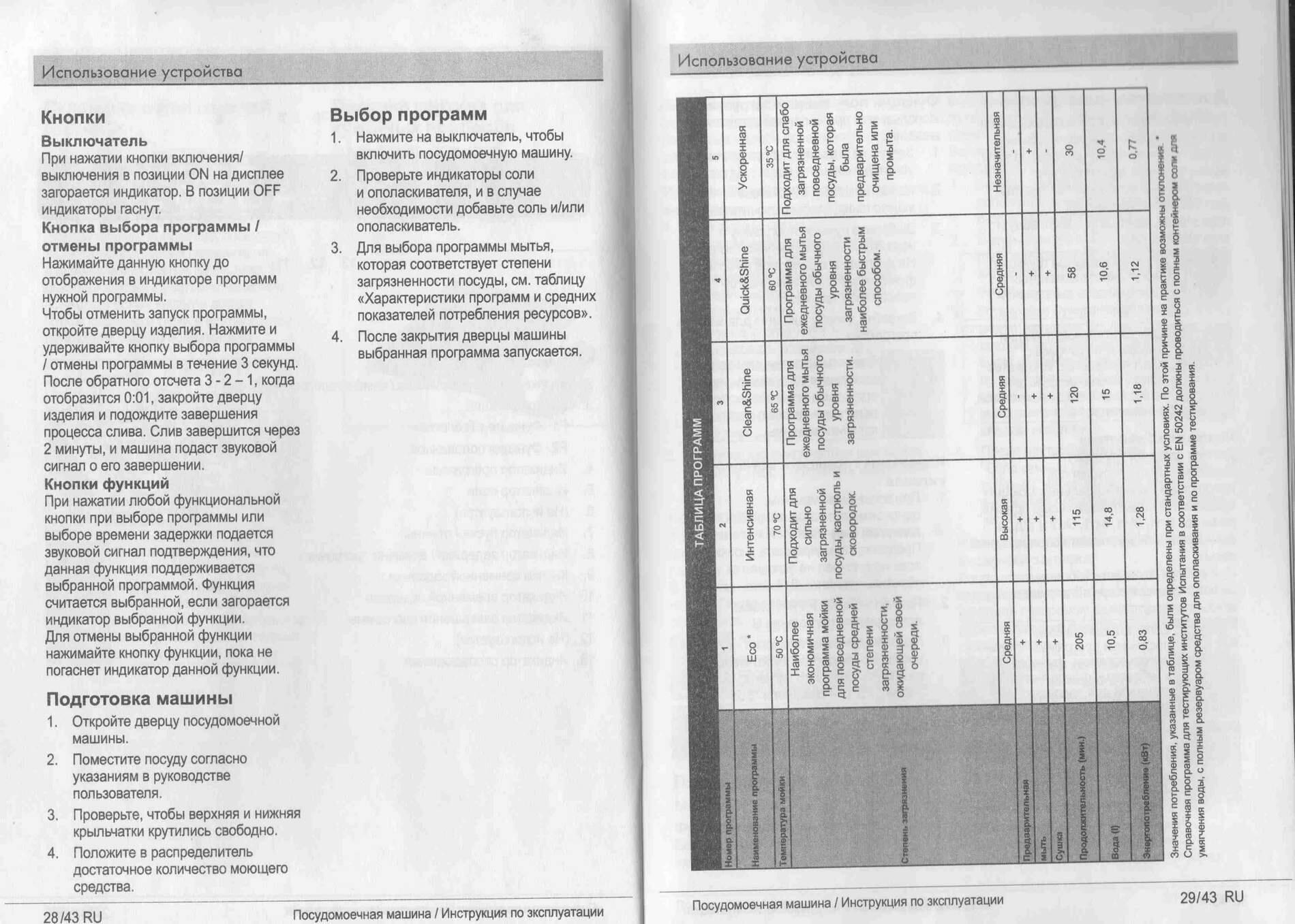 Bytovaya Tehnika - Obzor posudomoechnoy mashiny Beko DIS25D12