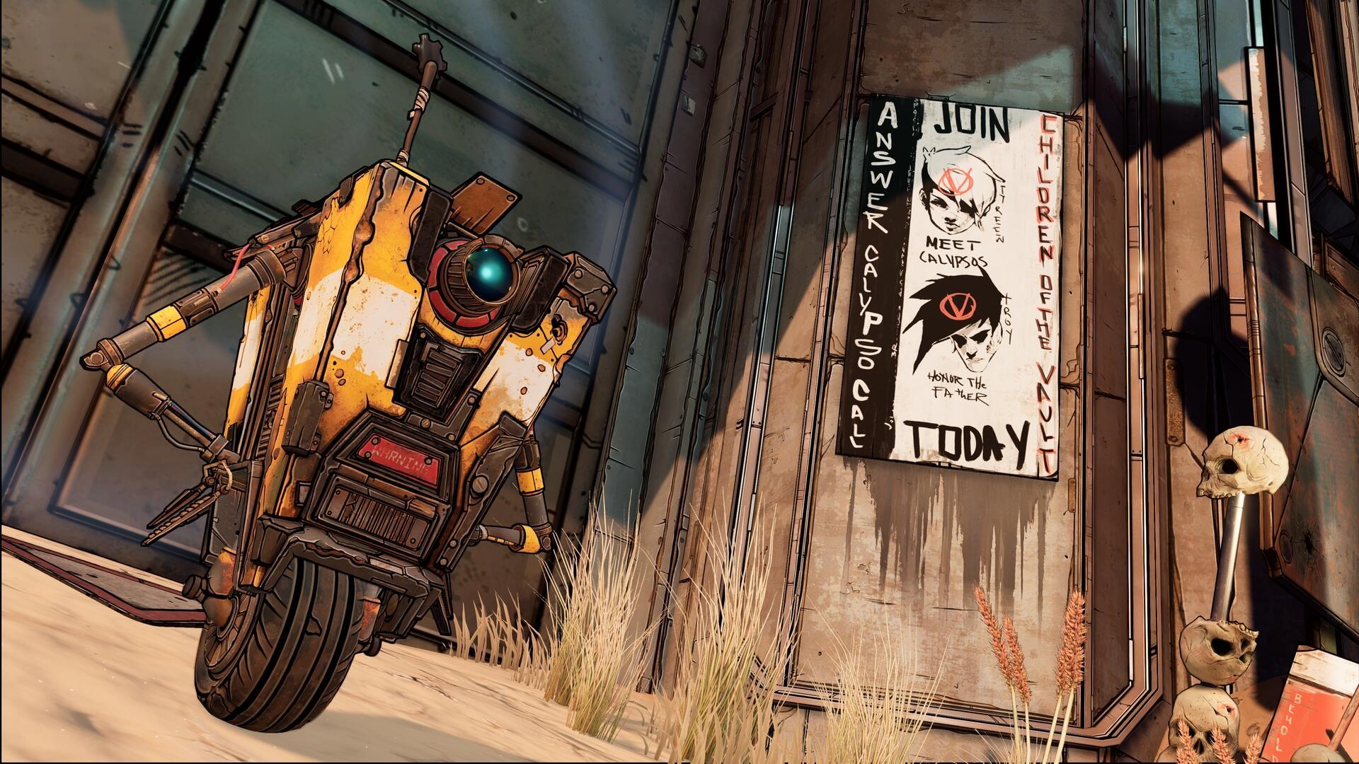 Igromaniya - DNS obyavlyaet o sbore predzakazov na igru Borderlands 3 dlya PS4 i Xbox One!