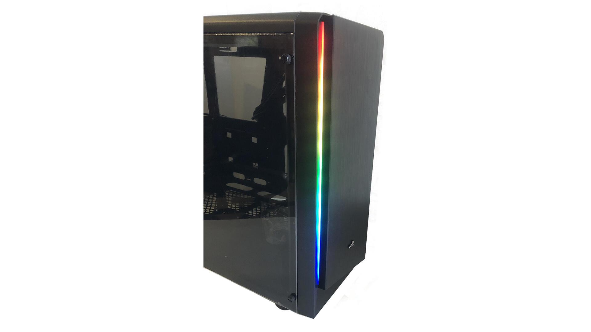 Kompyutery i komplektuyushcie - Aerocool Rift RGB - Stilno, modno , RGB