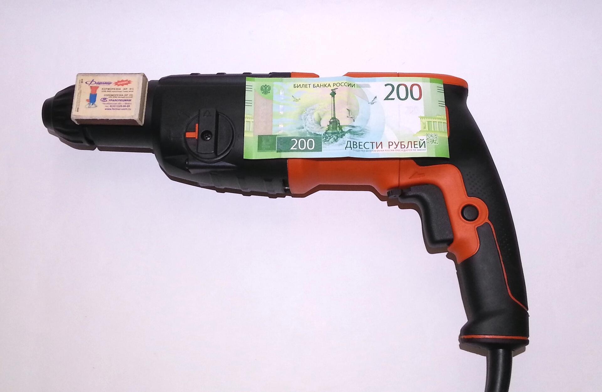 Instrumenty - Perforator Black & Decker BDR26K-RU – «rabochaya loshadka» dlya doma
