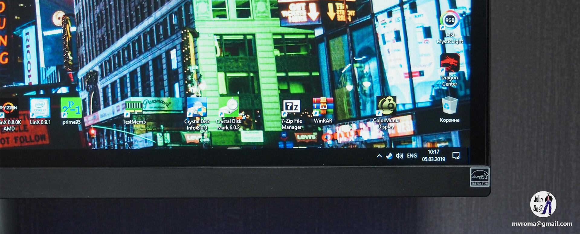 Periferiya - Obzor LG 29WK600-W. Nedorogoy UltraWide IPS-monitor c HDR
