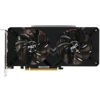 Видеокарта Palit GeForce GTX 1660 SUPER Gaming Pro [NE6166S018J9-1160A]