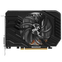 Видеокарта Palit GeForce GTX 1660 SUPER STORMX [NE6166S018J9-161F]