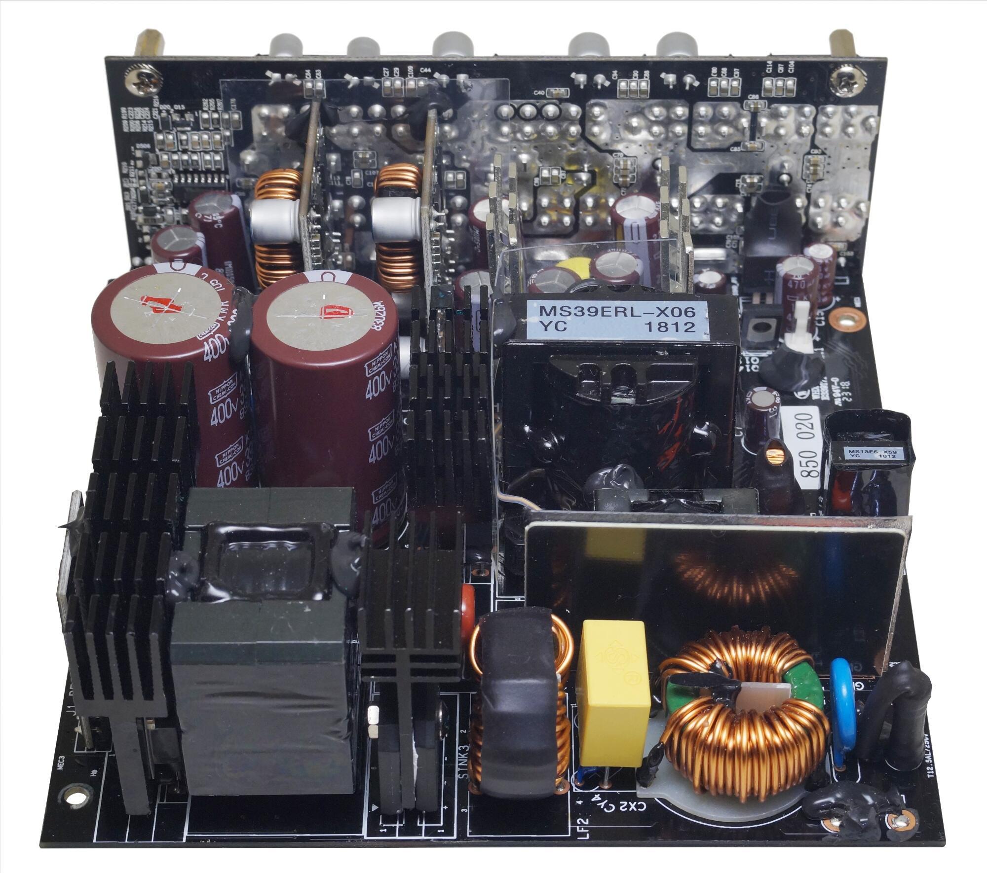Kompyutery i komplektuyushcie - Obzor bloka pitaniya Gigabyte Aorus P850W