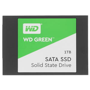"""1000 ГБ 2.5"""" SATA накопитель WD Green [WDS100T2G0A]"""