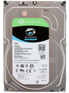 3 ТБ Жесткий диск Seagate SkyHawk [ST3000VX009]