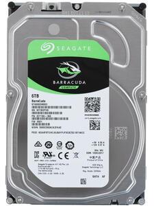 6 ТБ Жесткий диск Seagate BarraCuda [ST6000DM003]