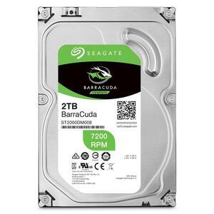 2 ТБ Жесткий диск Seagate BarraCuda [ST2000DM008]