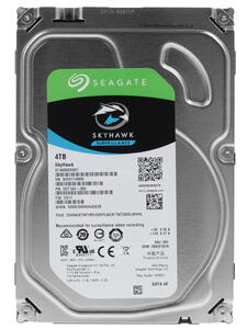 4 ТБ Жесткий диск Seagate 5900 SkyHawk [ST4000VX007]