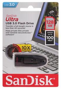 Память USB Flash SanDisk Ultra 128 ГБ