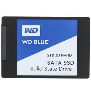 2000 ГБ SSD-накопитель WD Blue [WDS200T2B0A]